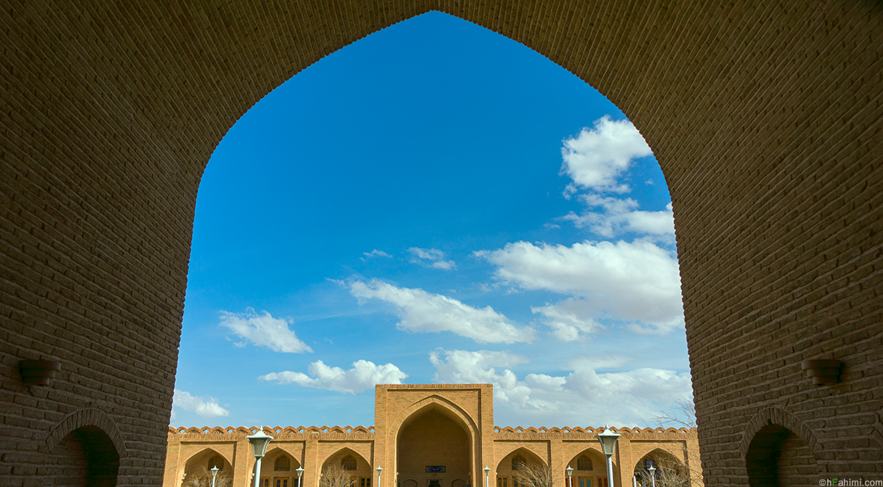 caravansary of Mother of Shah Abbas I