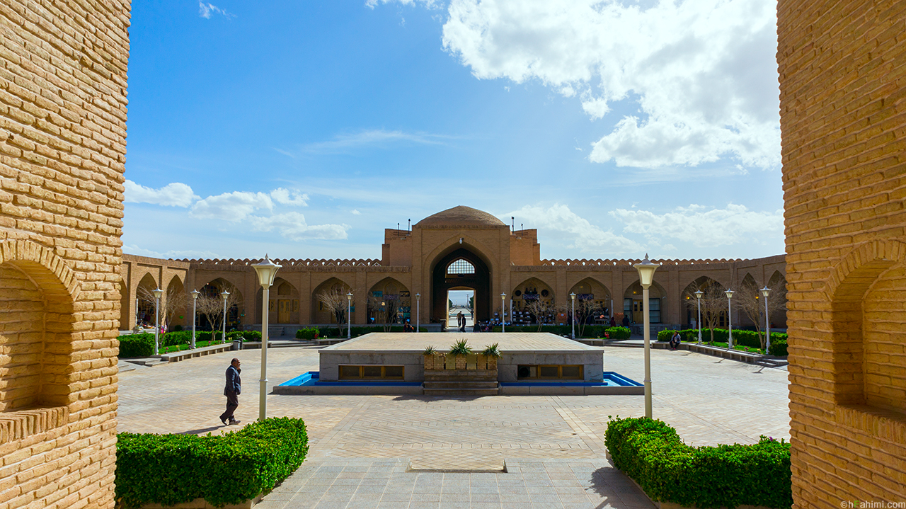 caravansary of Mother of Shah Abbas II