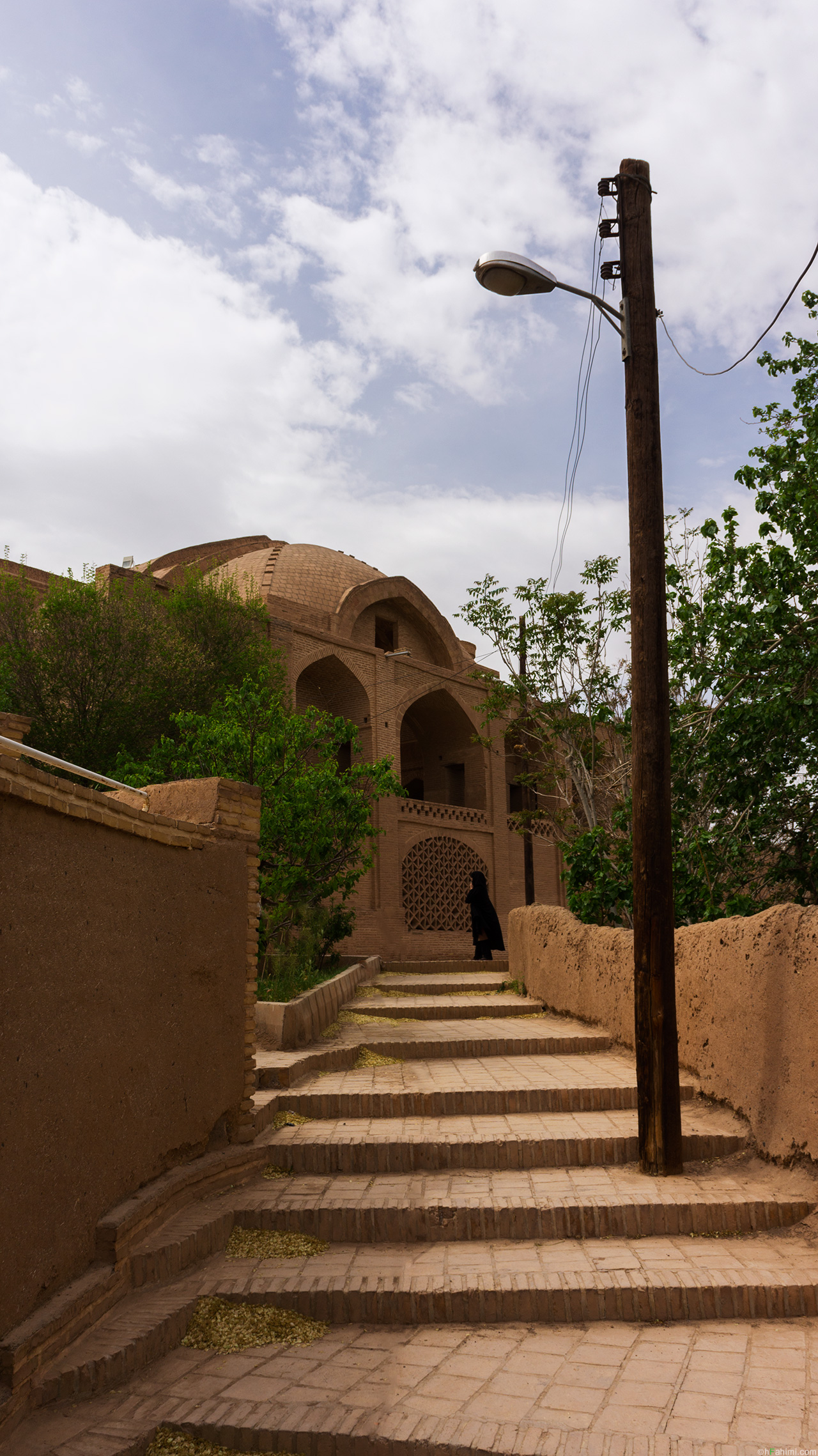 Jameh Mosque of Ardestan II