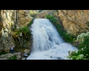 shekarab waterfall effect of nature II